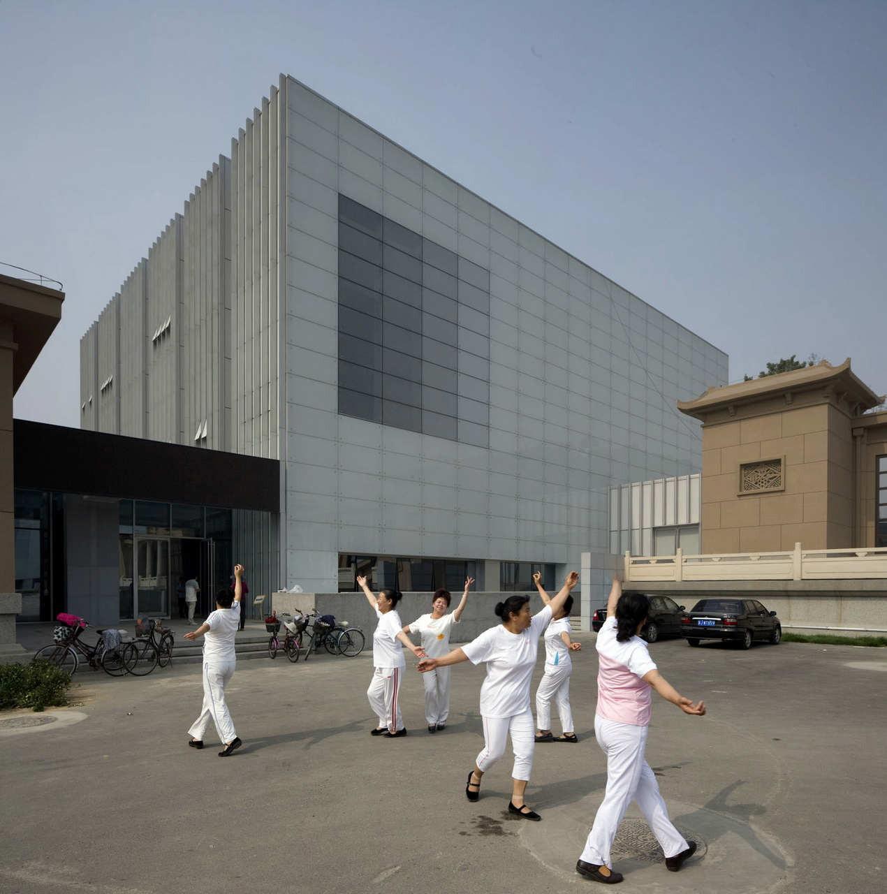 Tangshan Museum Expansion / Urbanus, © Chen Yao & Hao Gang