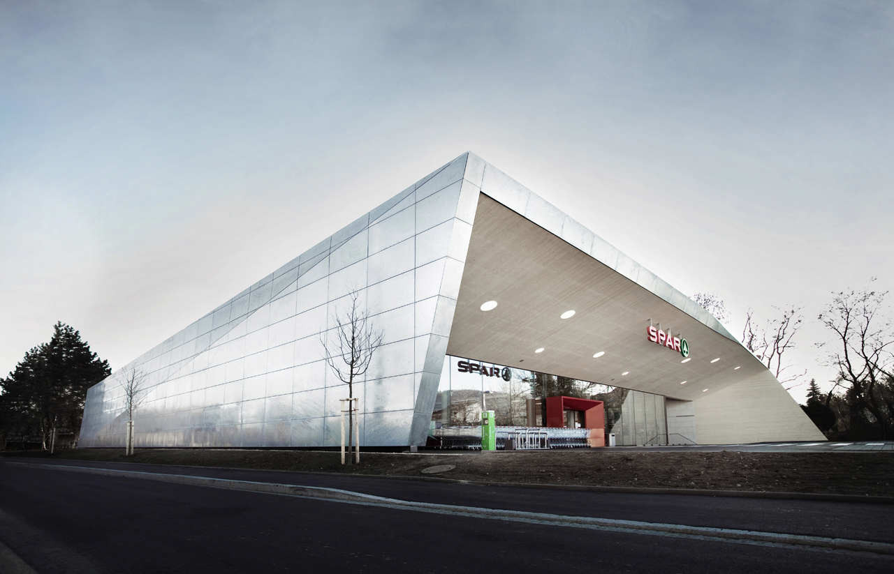 Climate Protection Supermarket / LOVE Architecture, © Jasmin Schuller