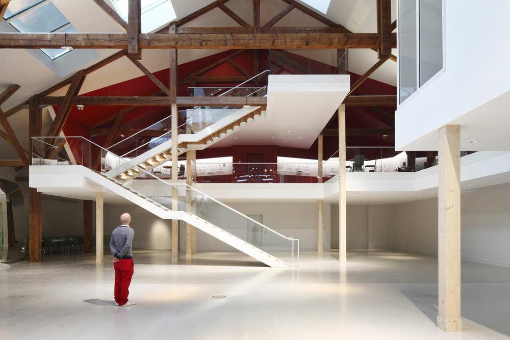 DomoLab / ENCORE HEUREUX Architectes, Courtesy of  encore heureux architectes