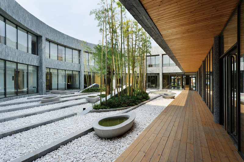 Ming-Tang Hot Spring Resort / CT Design + Cooperation Team, Courtesy of Tony