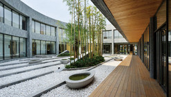 Ming-Tang Hot Spring Resort / CT Design + Cooperation Team