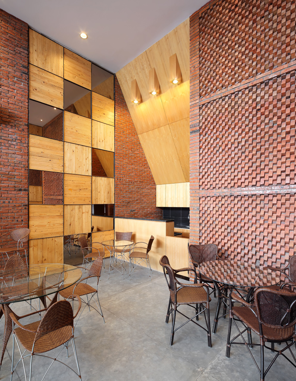 Gallery Of Yamakawa Rattan Showroom Sidharta Architect 4