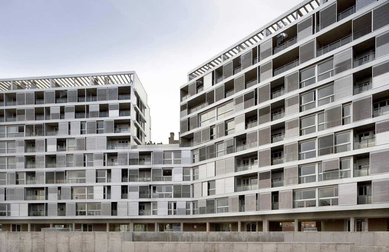 112 Flats Building / Basilio Tobías, © Pedro Pegenaute