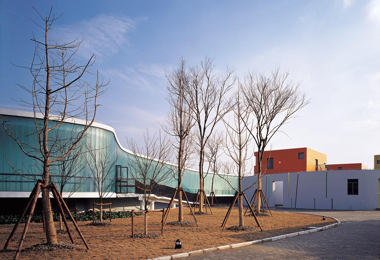 Xiayu Kindergarten, Shanghai / Atelier Deshaus, © Zhang Siye