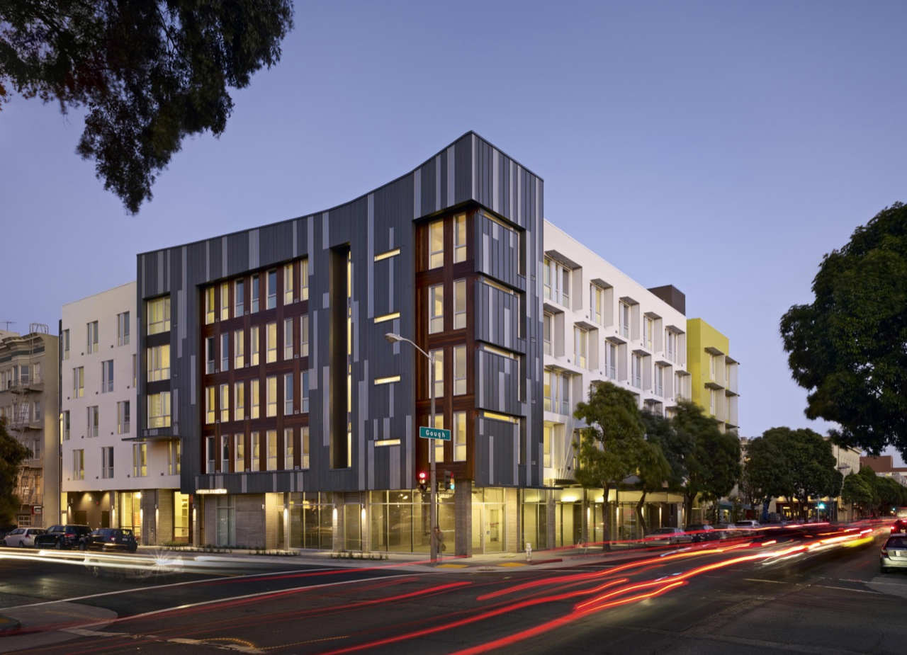 Richardson Apartments / David Baker + Partners, © Bruce Damonte
