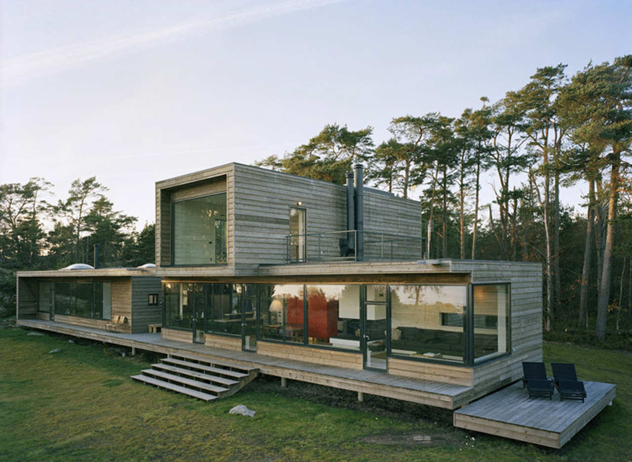 Villa Plus / Waldemarson Berglund Arkitekter, © Åke E:son Lindman