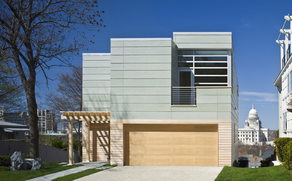 House on College Hill / Friedrich St. Florian Architects