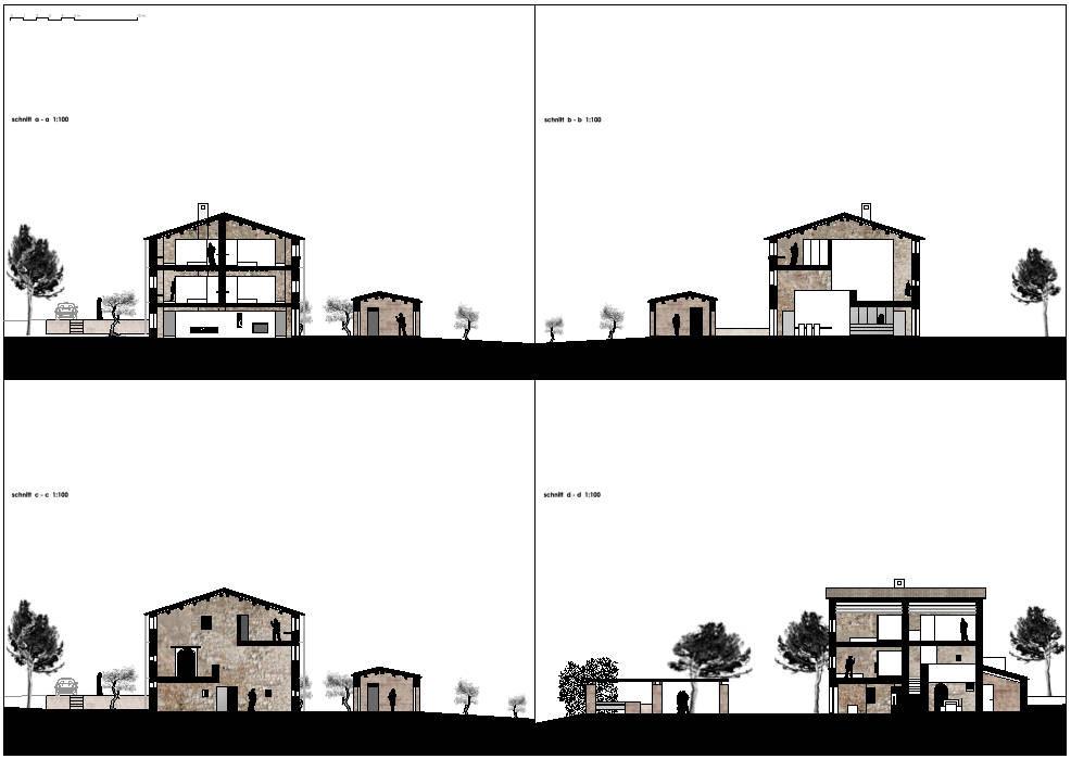 Gallery Of House Renovation In Treia Wespi De Meuron Romeo Architects