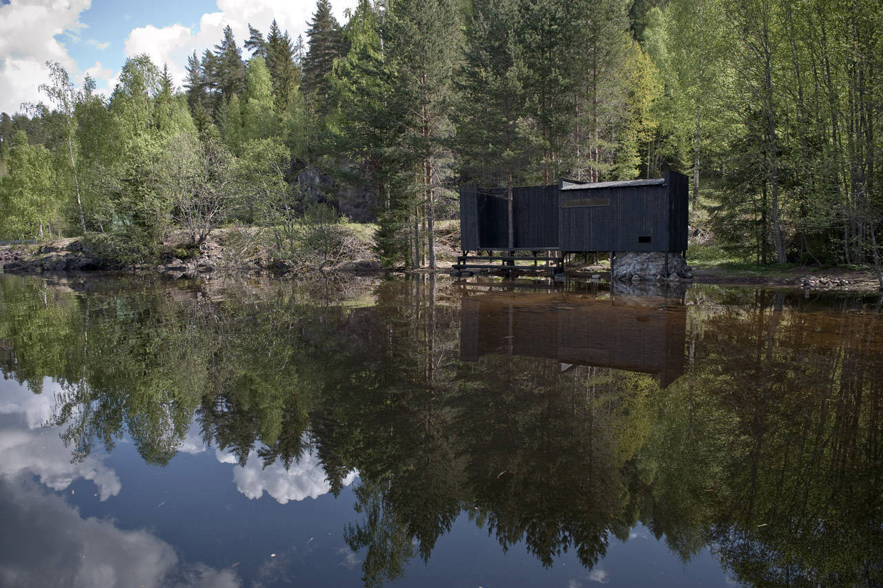 Into The Landscape / Rintala Eggertsson Architects, © Dag Jenssen