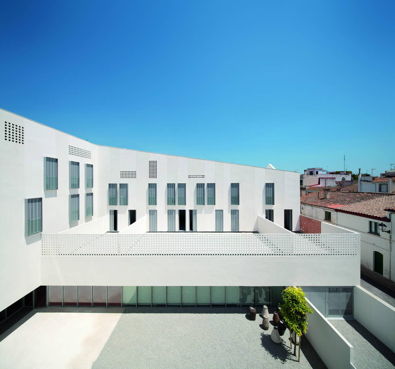 14 Social Housing Units In Barcelona / Batlle & Roig Architects, © A. Flajszer