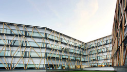 Telefonica Corporate University In Parc de Bell-llo / ​ Batlle & Roig Architects