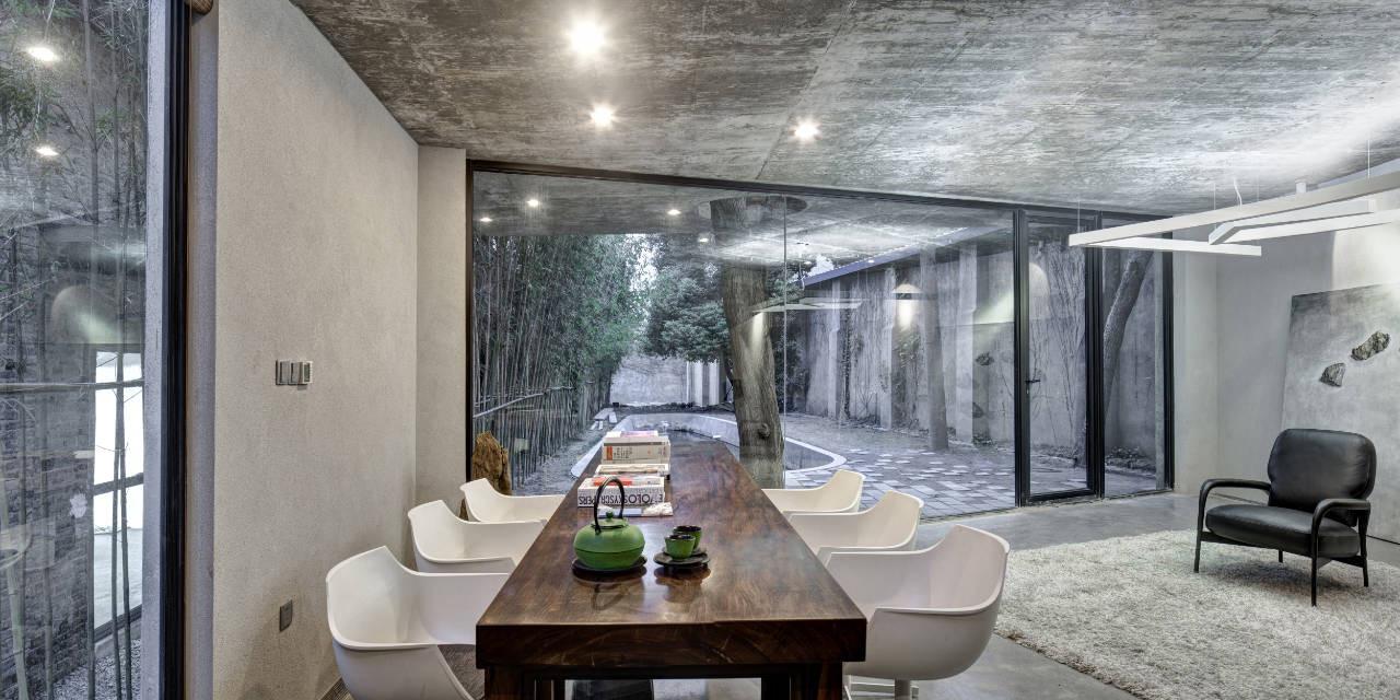 teahouse interior design in - photo #25