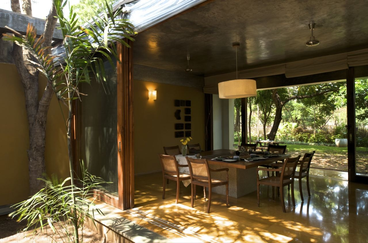 Gallery of bellad house khosla associates 7 for Best architecture design for home in india