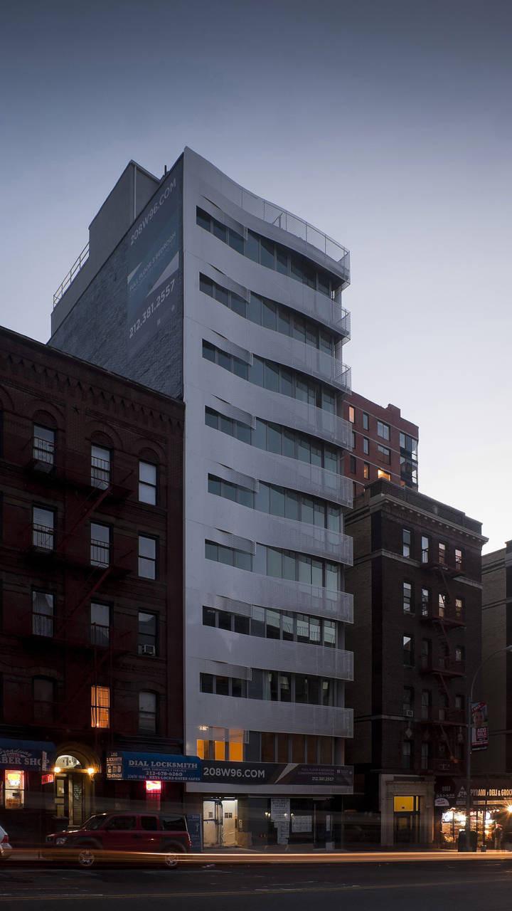 208 West 96th Street Residences / Arctangent Architecture + Design, © Arctangent Architecture + Design