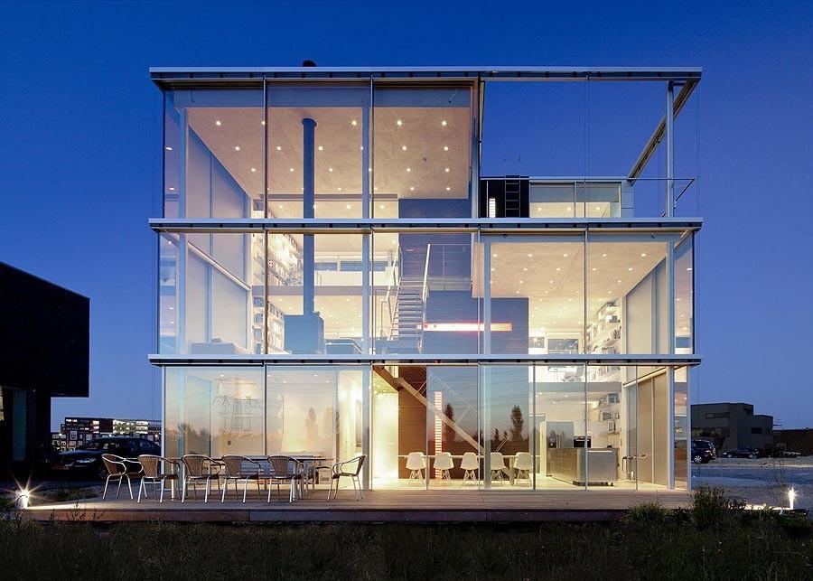 Rieteiland House / Hans van Heeswijk Architects, © Imre Csany/Csany Studio