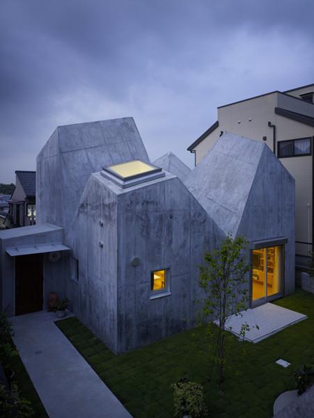 House in Kohoku / Torafu, © Daici Ano