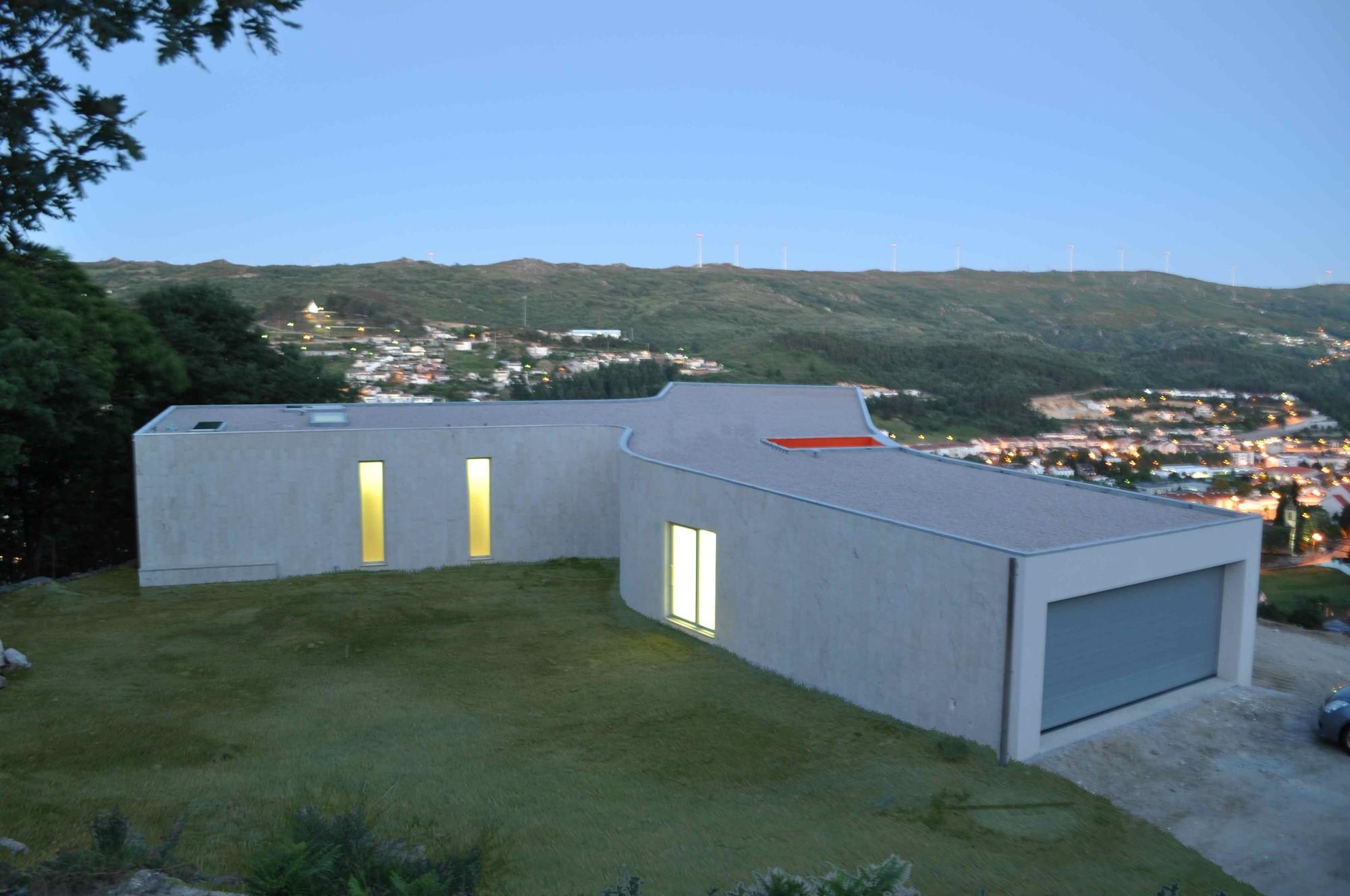Jorge Gudes's House / 100 Planos Arquitectura, © 100 Planos Arquitectura