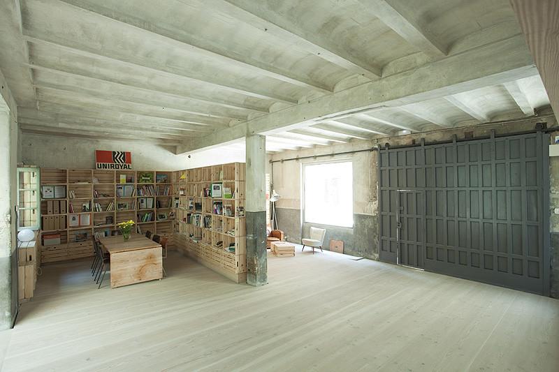 Hub offices in madrid ch qs arquitectos archdaily - Arquitectos interioristas madrid ...