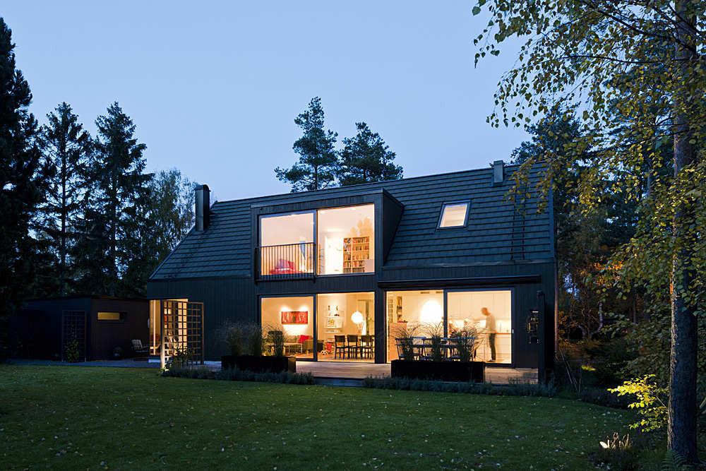 Villa Lima / Johan Sundberg, © Kasper Dudzik
