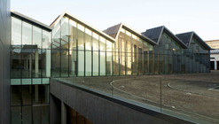 Museum of Contemporary Art in Krakow / Claudio Nardi Architetto