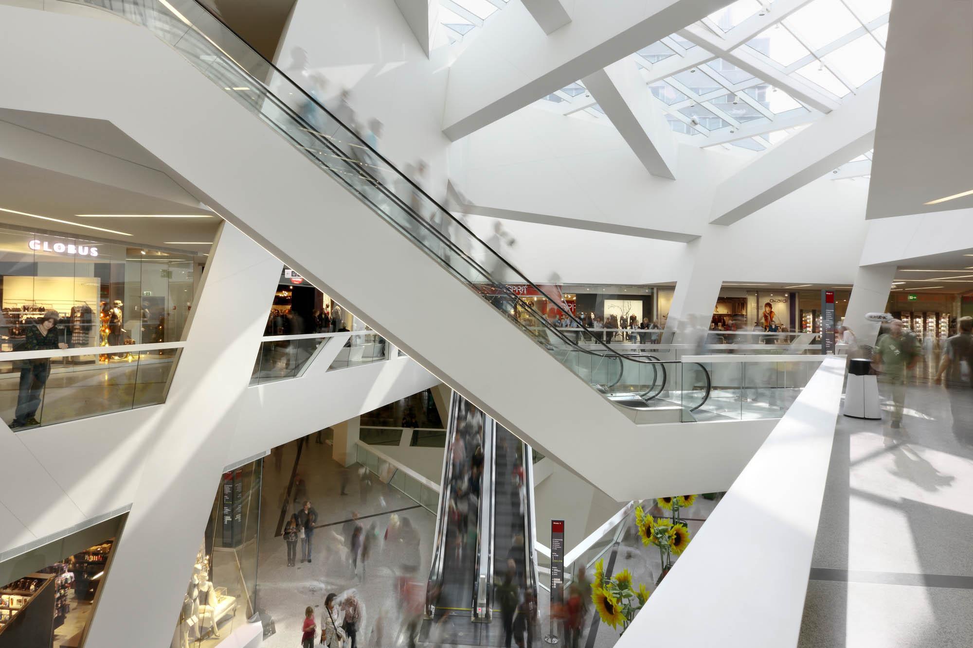 Royal Ontario Museum Floor Plan Gallery Of Westside Bruennen Daniel Libeskind 13