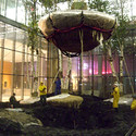 The New York Times Building Lobby Garden / HM White Site Architects + Cornelia Oberlander Architects