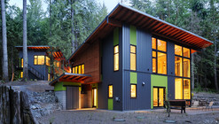 North Bend House / Johnston Architects