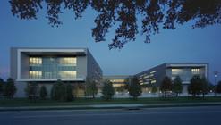 L.B. Landry High School / Eskew+Dumez+Ripple