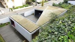 Garage & Garden Facilities / Nuno Castro