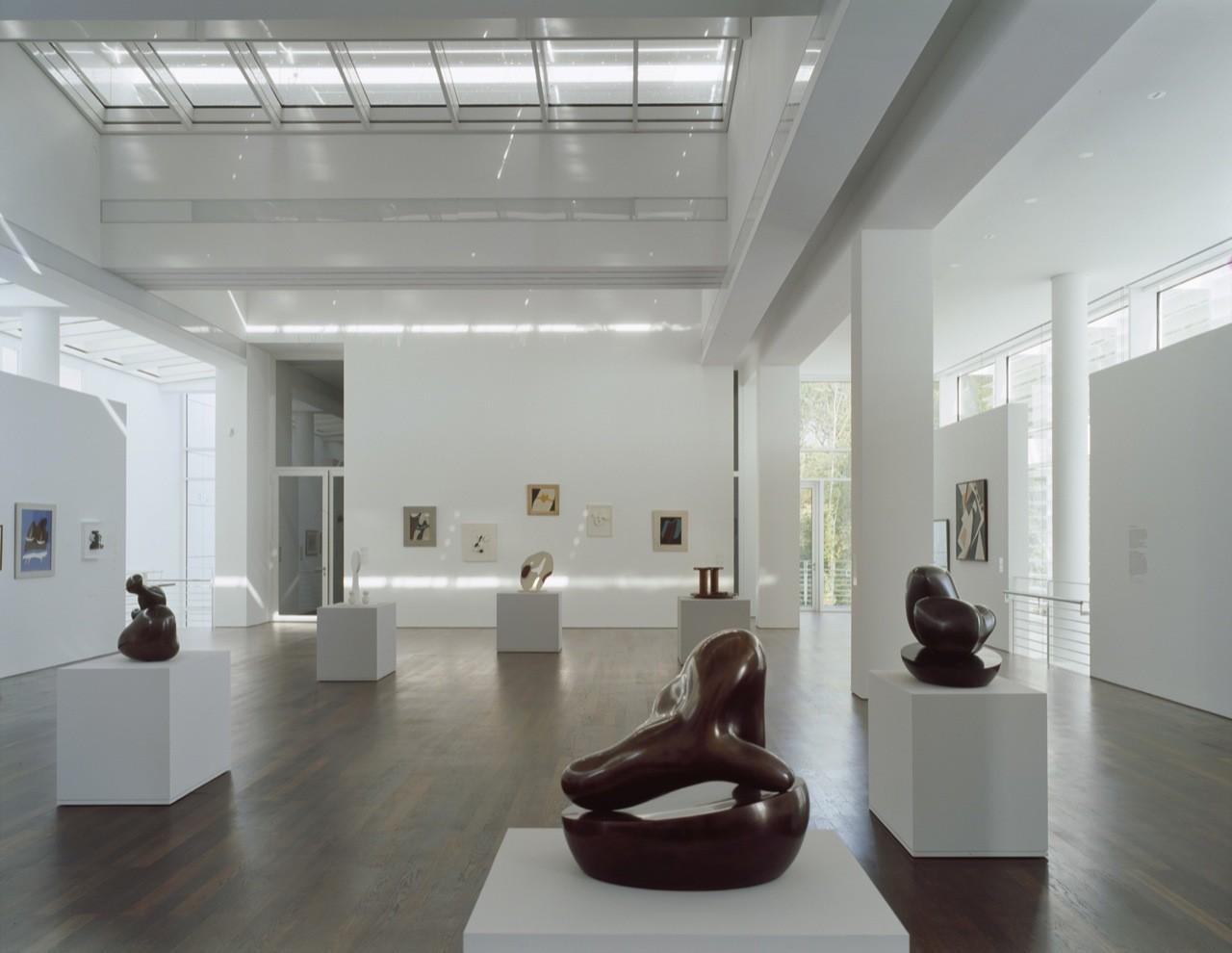 Gallery Of Arp Museum Richard Meier Amp Partners 4