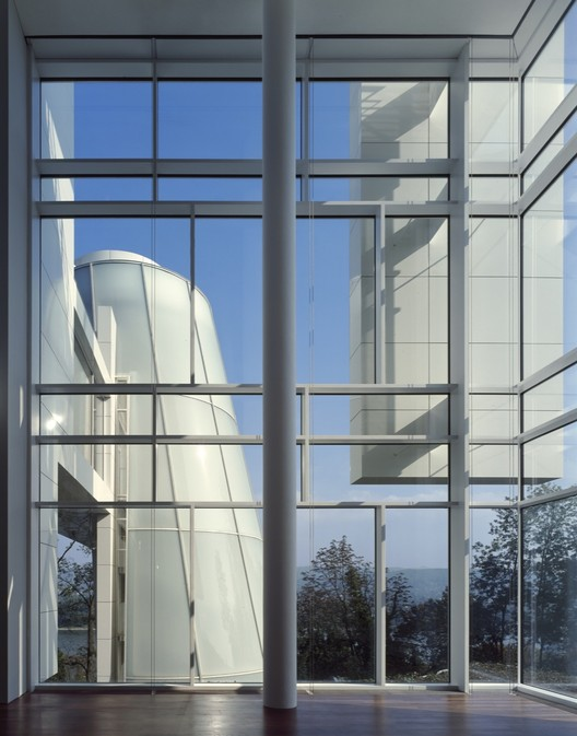 Courtesy of  Richard Meier & Partners Architects, Roland Halbe