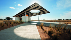 Calder Woodburn Rest Area / BKK Architects