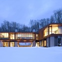 Bridge House / Joeb Moore + Partners Architects