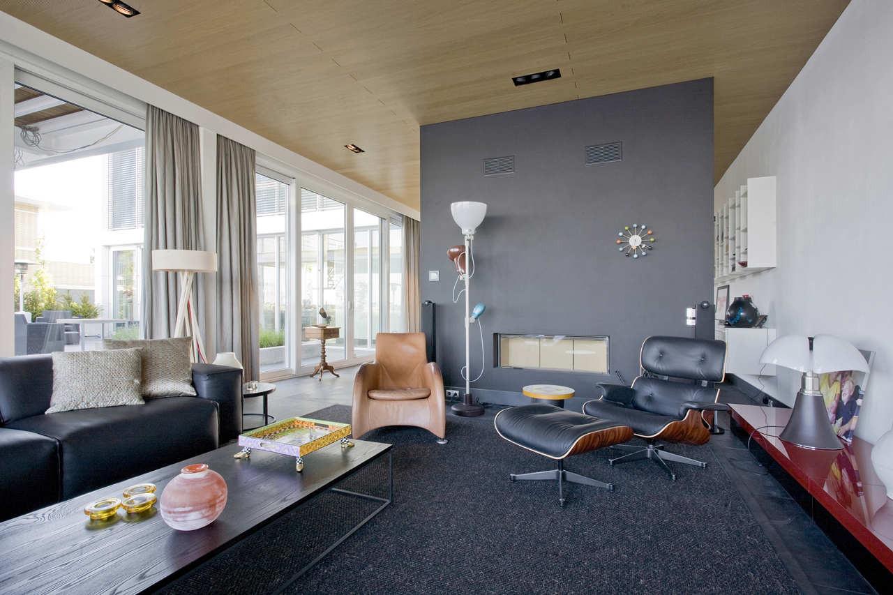 Attractive Steel Study House II,© Marcel Van Der Burg Amazing Ideas
