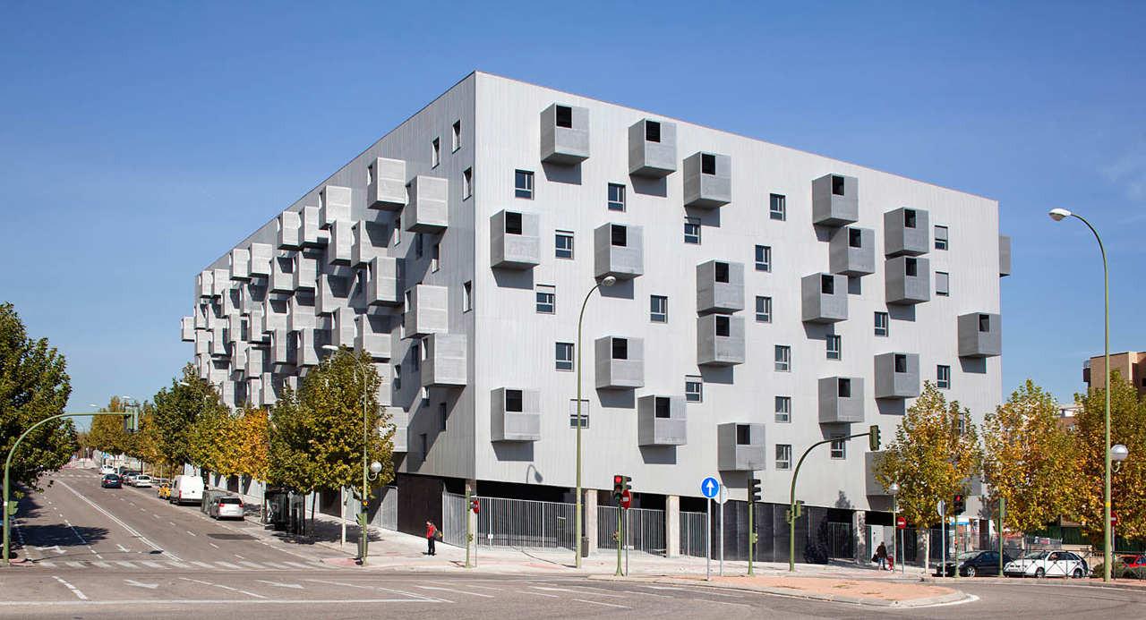 Social Housing In Carabanchel / coco arquitectos, © Miguel de Guzmán