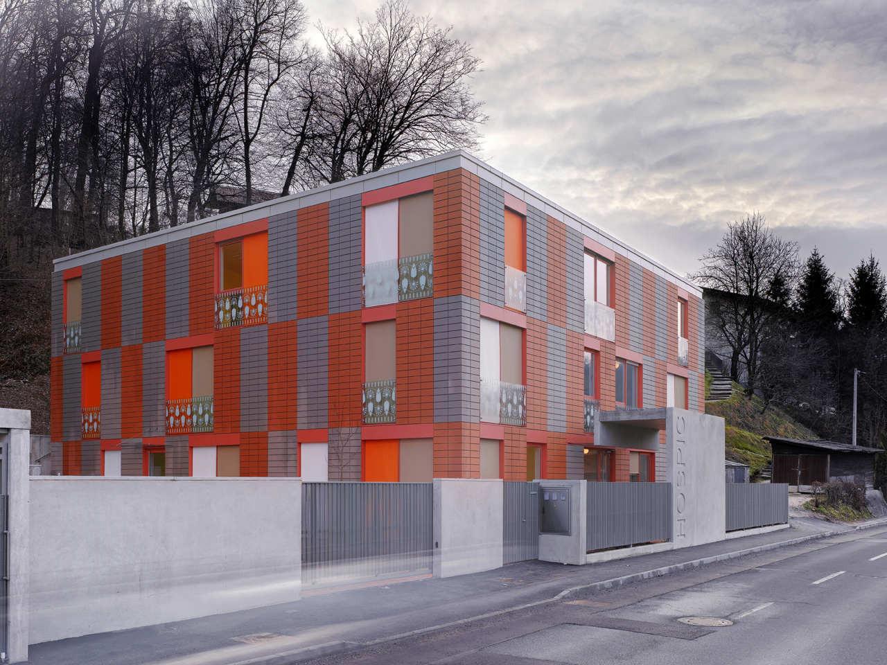 The Hospic Building / dans arhitekti, © Damjan Svarc