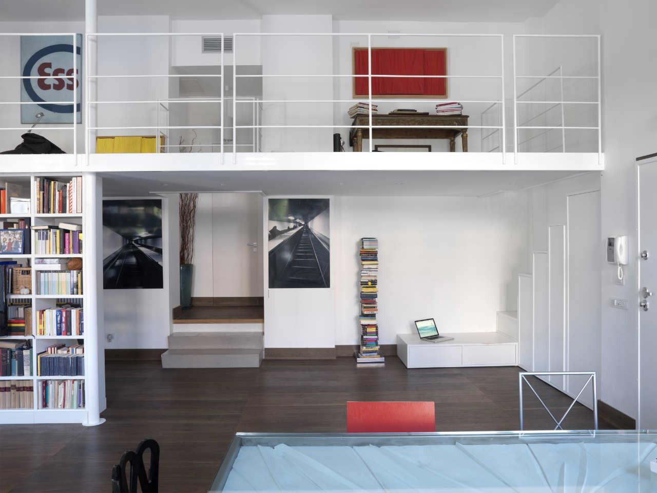 Casa Al Gianicolo / nicola auciello architetto, © Celeste Cima