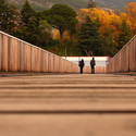 Pedestrian Bridge / JLCG Arquitectos