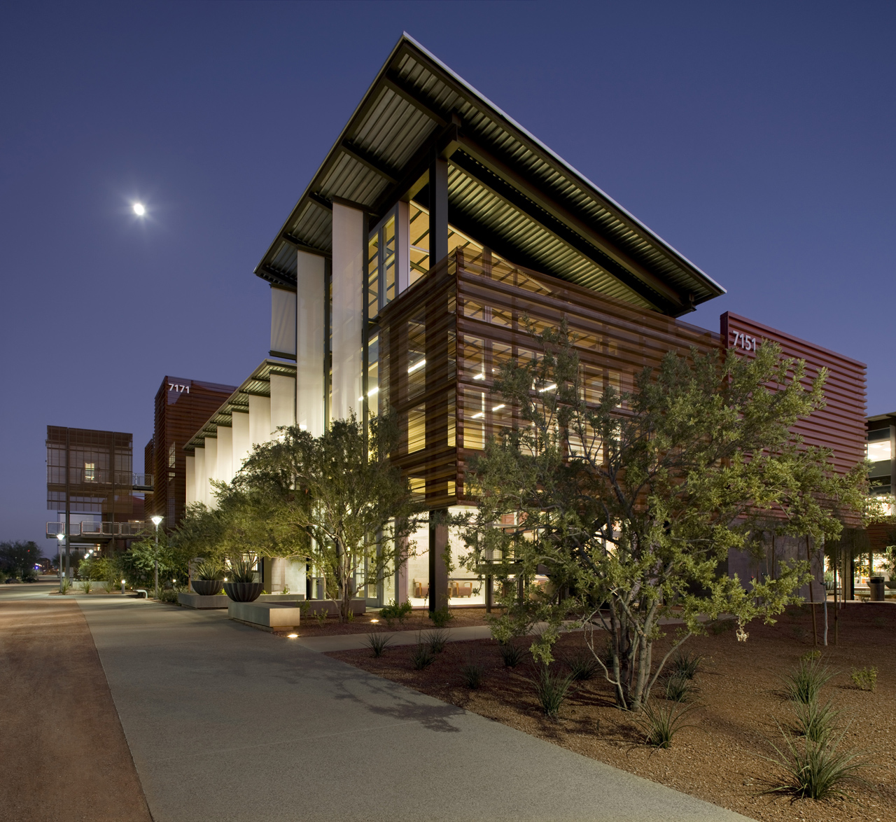 ASU Polytechnic Campus / Lake|Flato Architects + RSP Architects, © Bill Timmerman