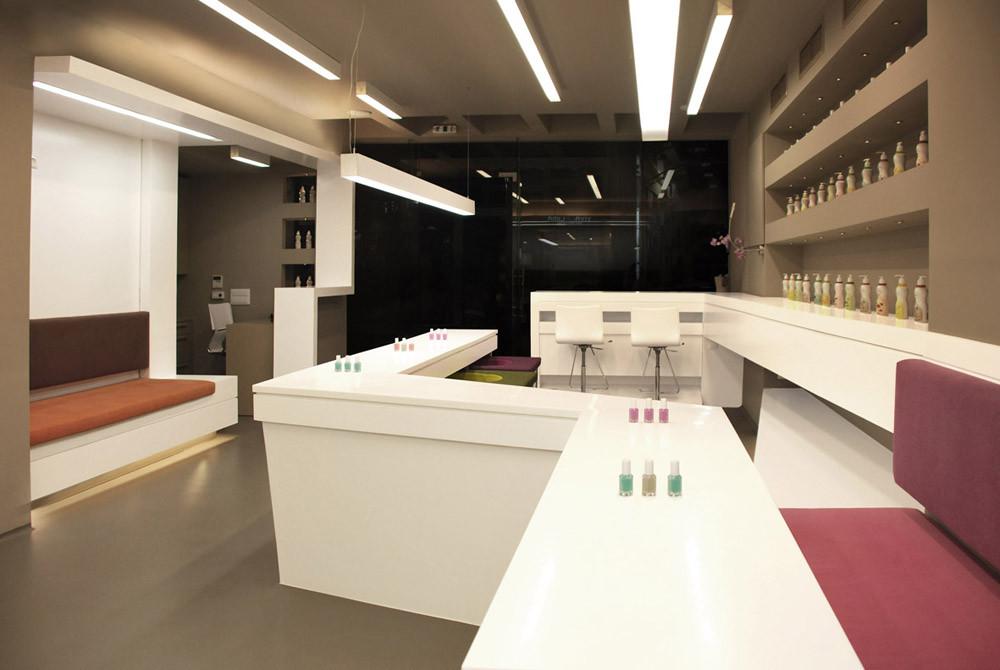 Viva La Lima Retail Store / OMADA architecture