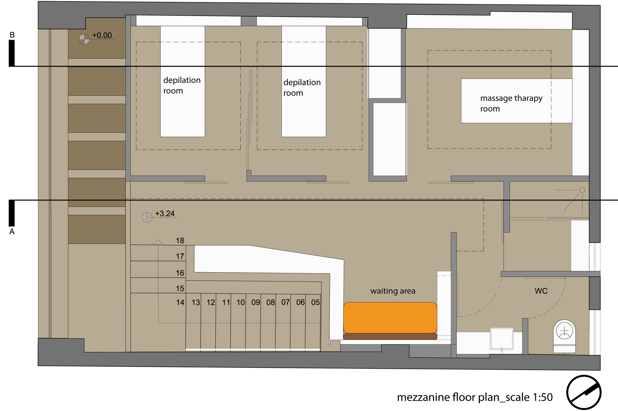 Convenience Store Floor Plans Gallery Of Viva La Lima Retail Store Omada Architecture 17