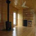 Sustainable Cabin Texas Tech University Archdaily