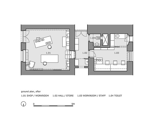 ground floor plan after