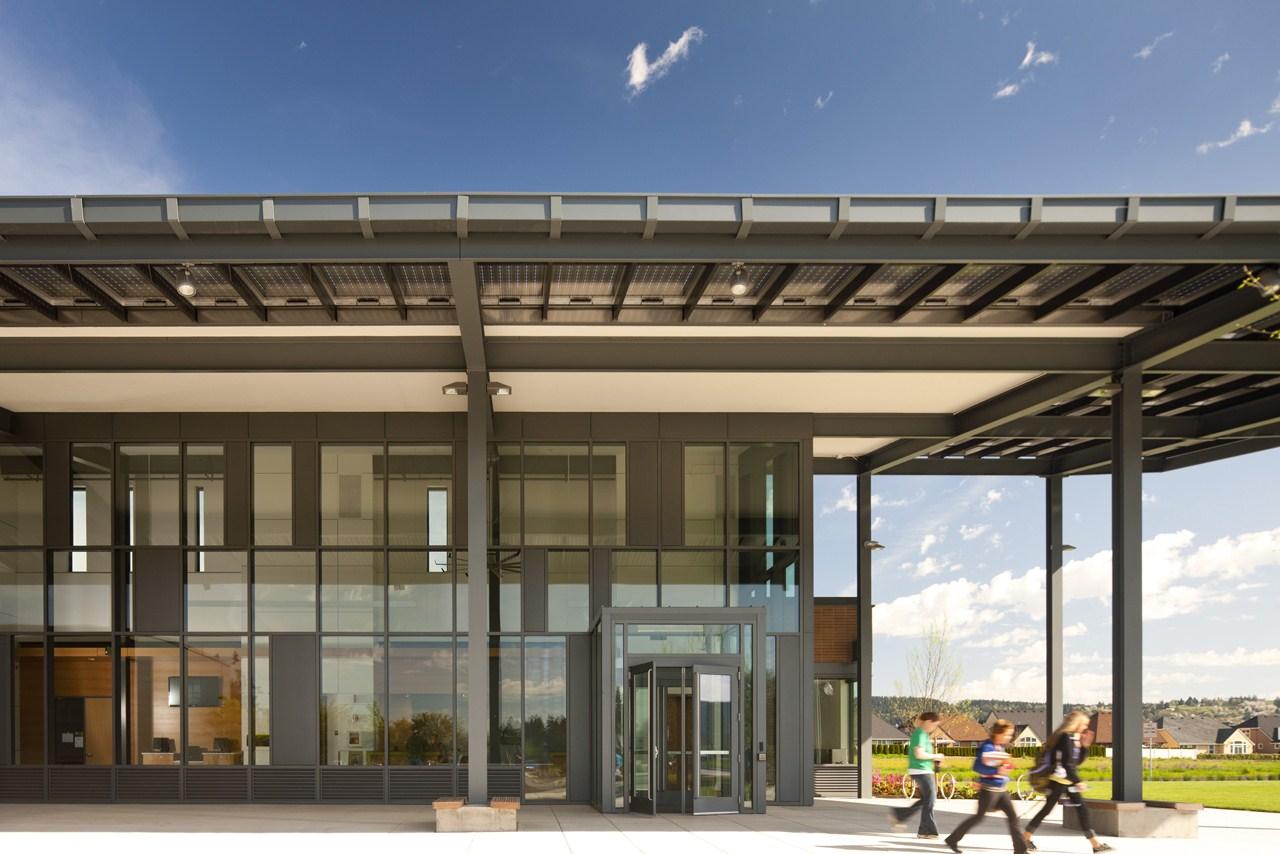 PCC Newberg Center / Hennebery Eddy Architects