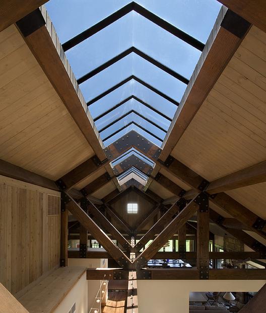franktown ranch sexton lawton architecture archdaily