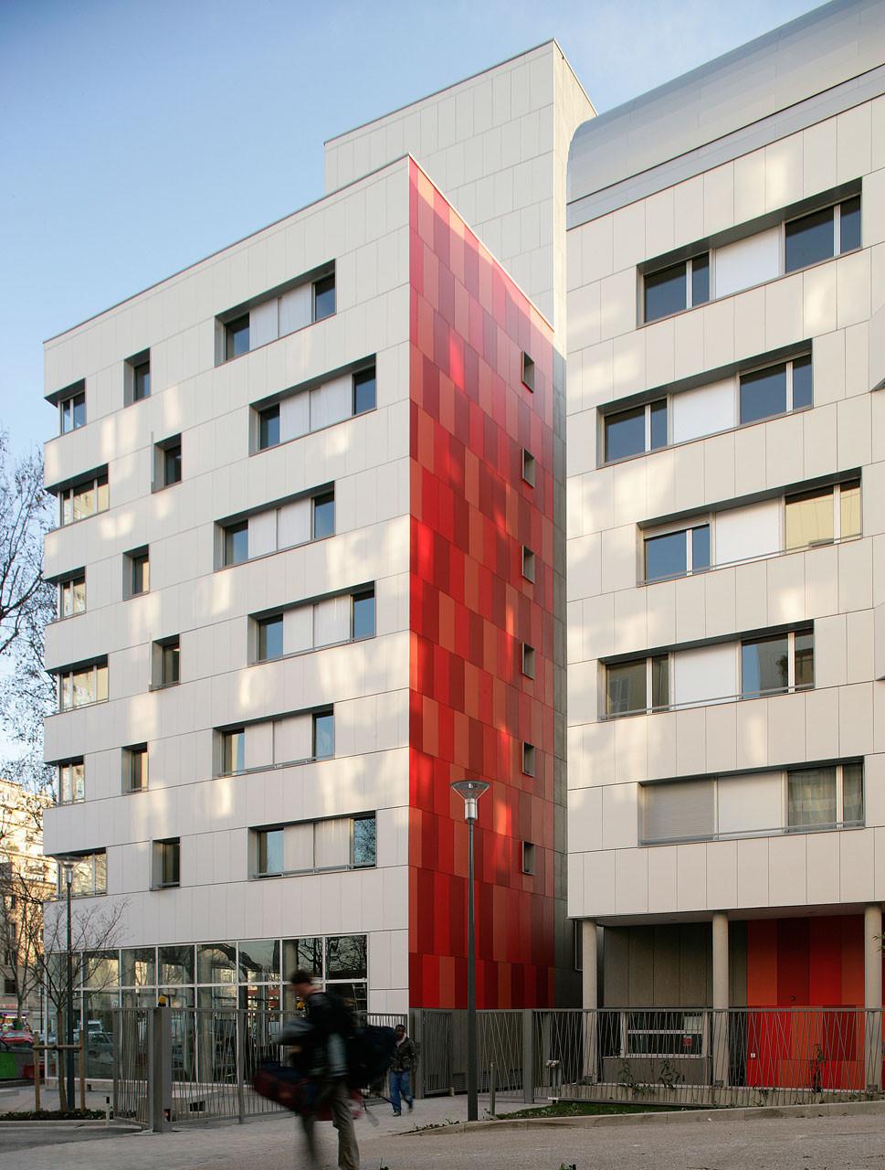 H&E Housing / David Elalouf Architecte, © Stephan Lucas