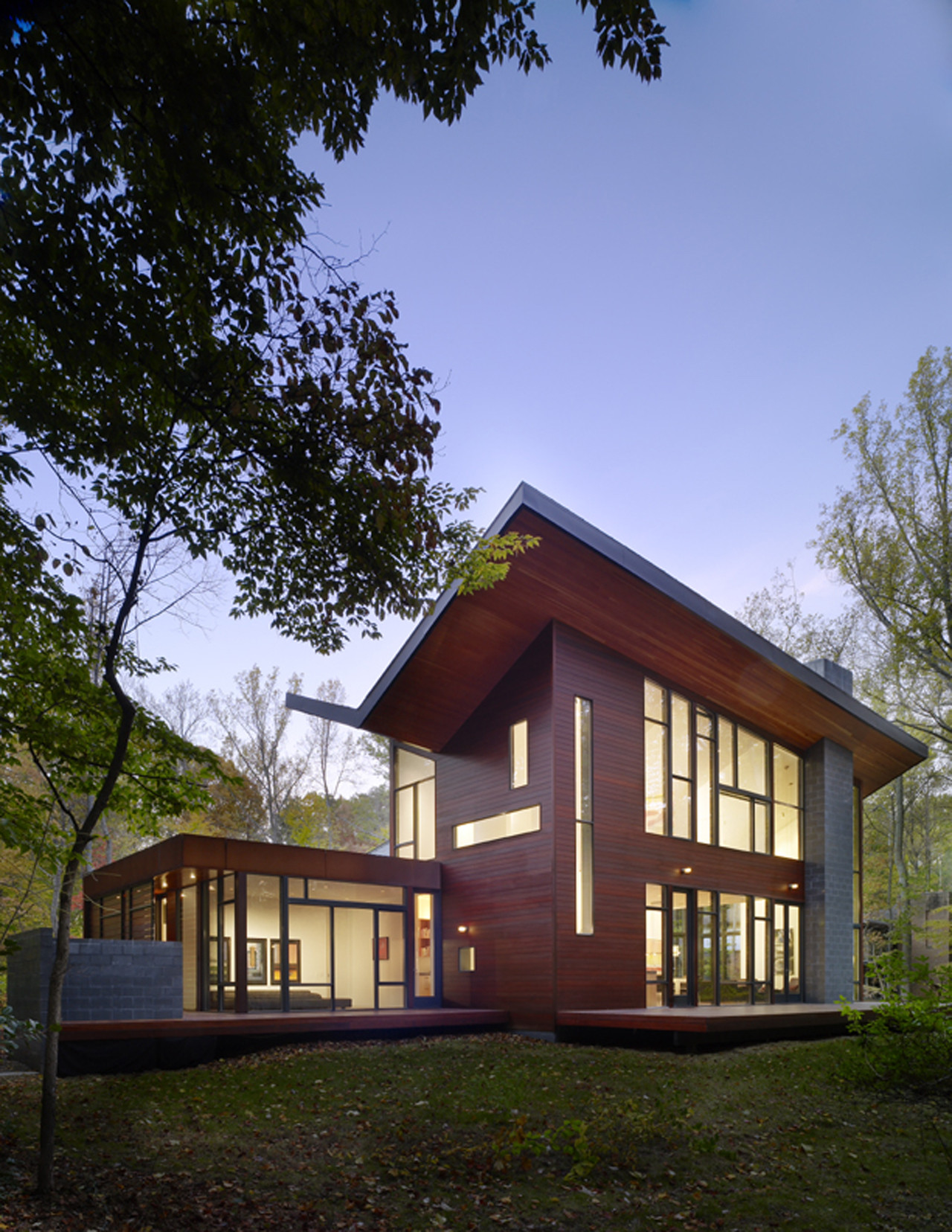 Harkavy Residence / Robert Gurney Architect, © Anice Hoachlander | HD Photo