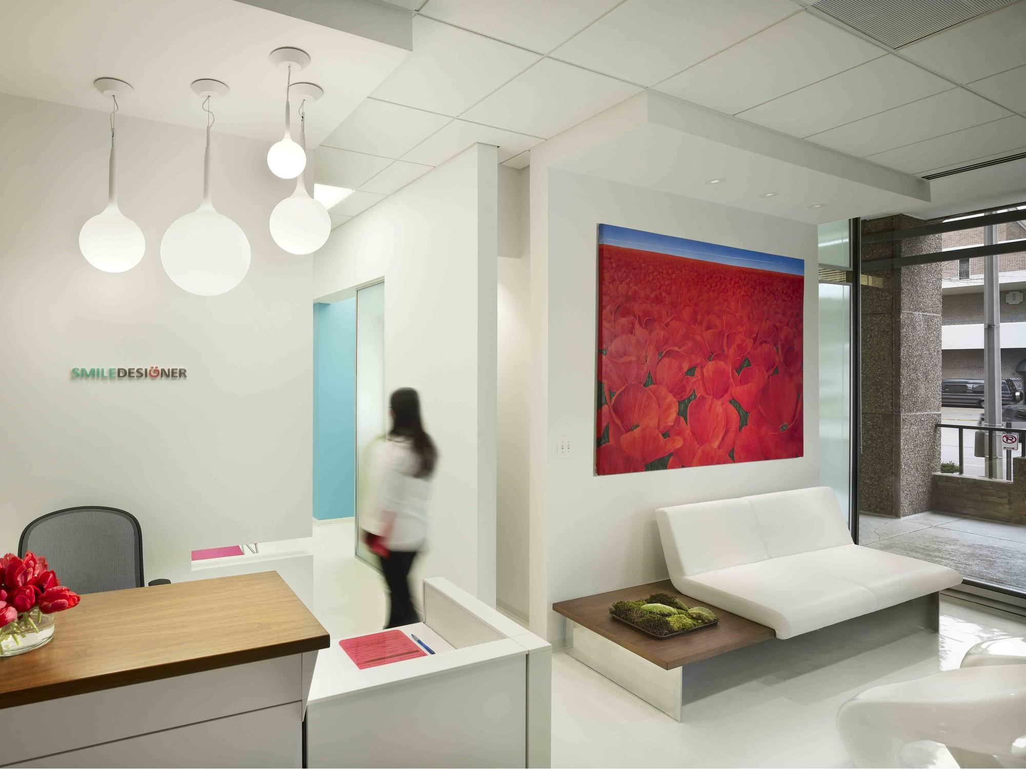 Gallery Of Smile Designer Dental Office Interiors Antonio Sofan 8