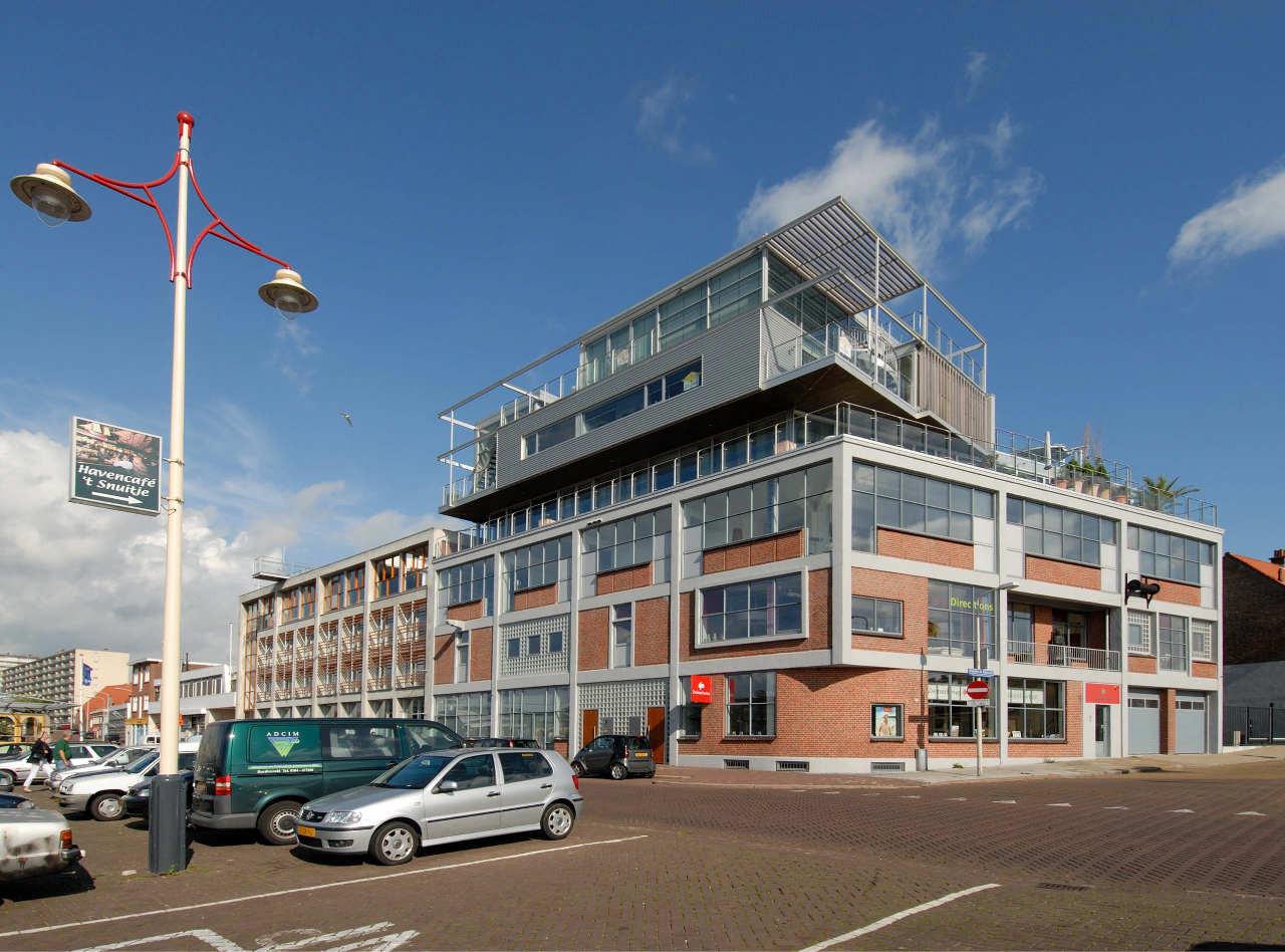 Nautilus Sky Borne Buildings / Archipelontwerpers