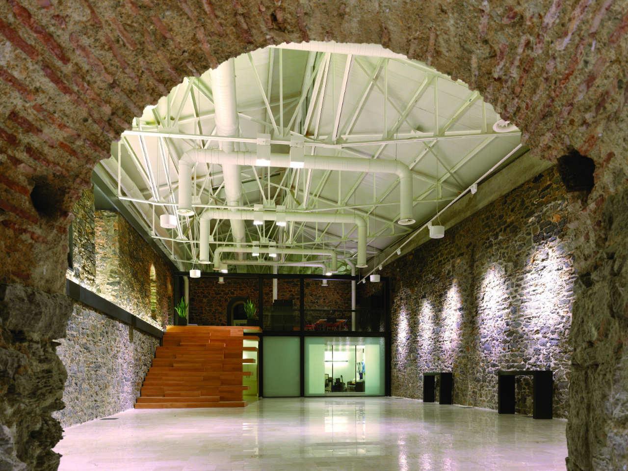 Salt Repository / Erginoğlu & Çalışlar Architects, © Cemal Emden